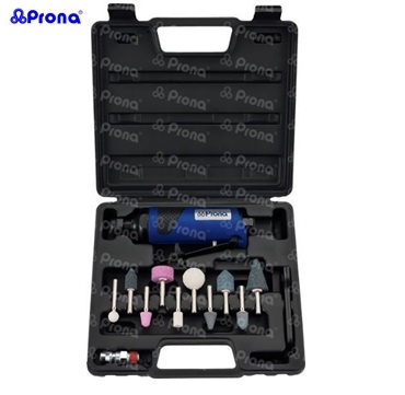 Bộ dụng cụ mài khuôn dùng hơi PRONA RP-7210R-K