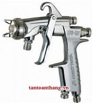 Cách sử dụng súng phun sơn Anest iwata