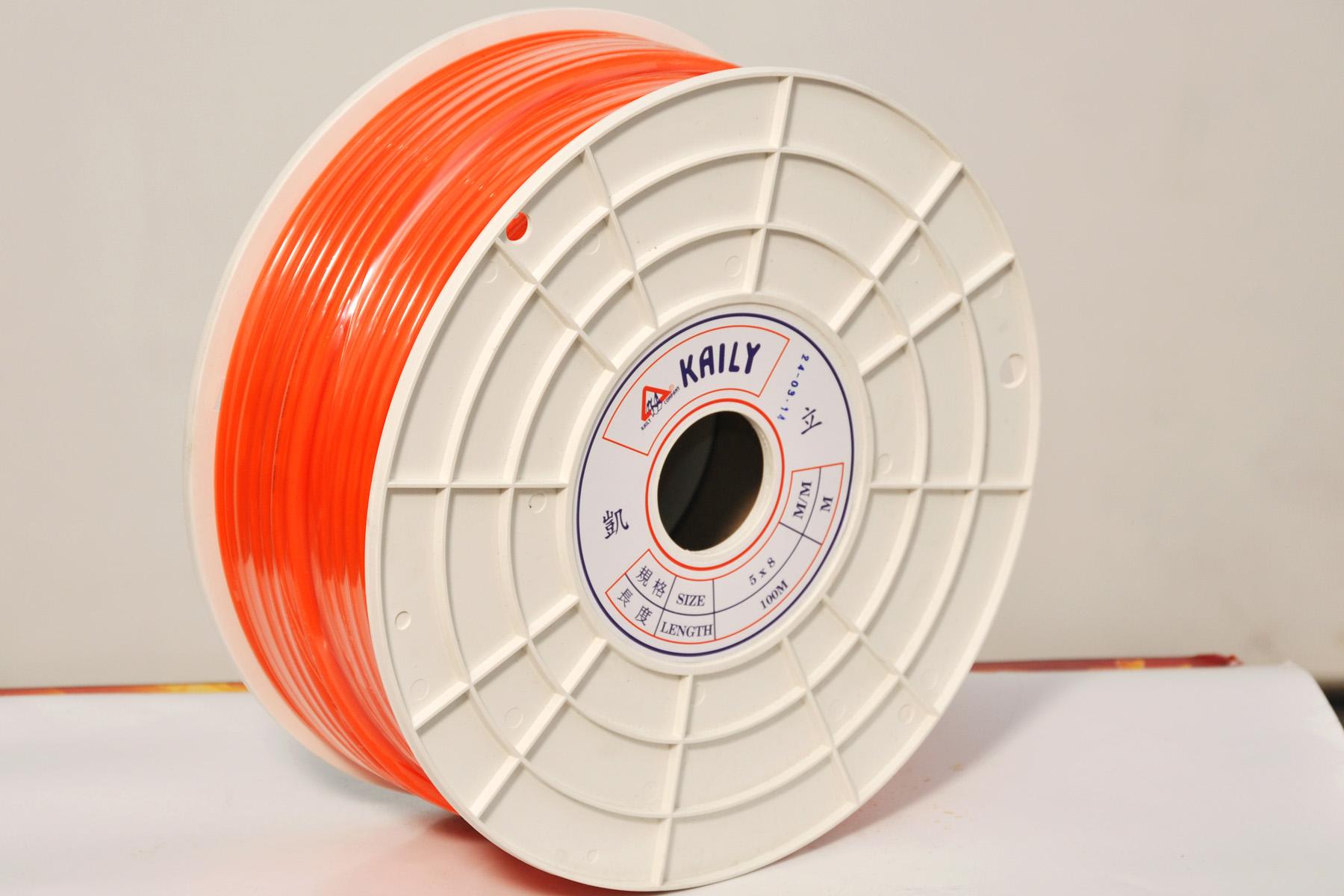 Dây dẫn hơi KAILY (cam) 6.5x10x100m