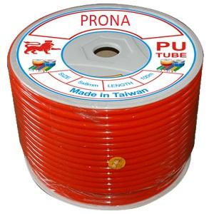 Dây dẫn hơi PRONA (cam) 8x12x100m