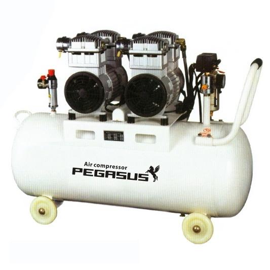 Máy nén khí không dầu Pegasus 70 lít