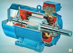 motor khuấy sơn, bộ phận trong máy khuấy sơn