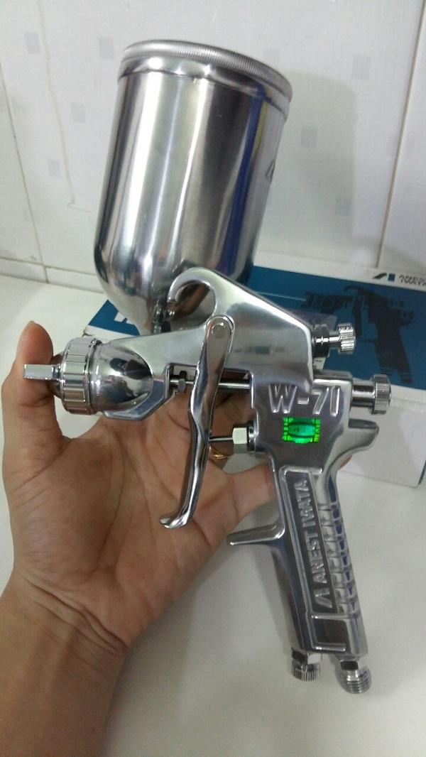 Súng phun sơn Anest IWATA giá rẻ W71-31G