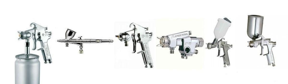 súng phun sơn giá rẻ, tiết kiệm cho doanh nghiệp